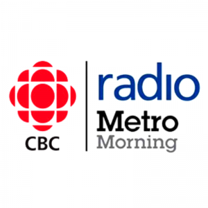 Radio Canada CBC Metro morning radio show article Tight Knit Syria Syrian Refugees Middle Eastern Eye Now Vogue Business Ethical Clothing CTV News Now Global City TV Blog TO